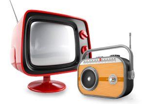 De la tele a la radio